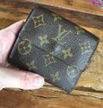 Louis Vuitton Louis vuttion Porte monniaie Billets Carte Credit card wallet monogram Image 1