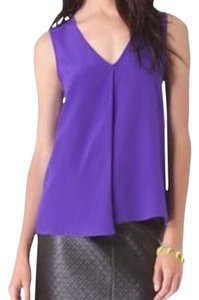 Tibi Top Purple