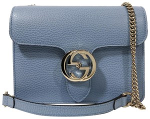 f25606bfe Blue Gucci Bags - Up to 90% off at Tradesy