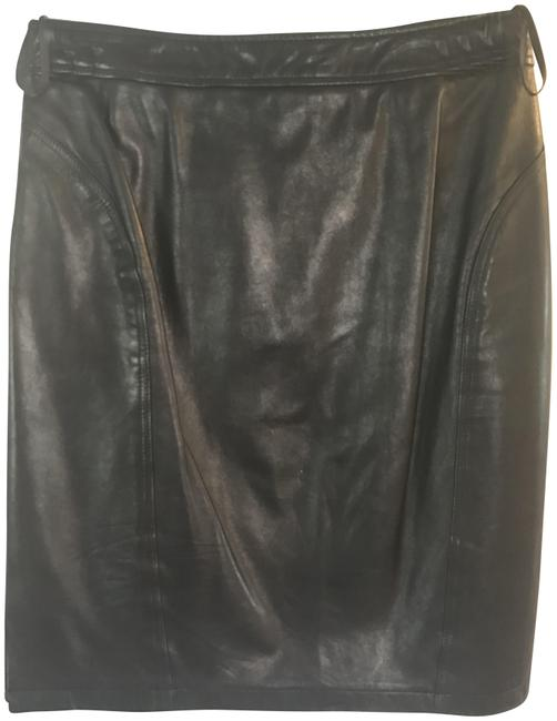 Kenneth Cole Skirt Black Image 1