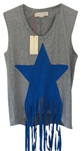 Stella McCartney T Shirt grey/blue