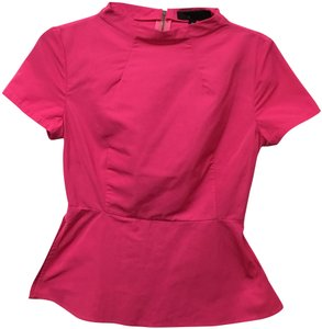 SUNO Top Hot Pink