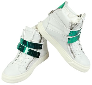 Giuseppe Zanotti Sneakers High-top Sneakers London For Women White Athletic