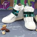Giuseppe Zanotti Sneakers High-top Sneakers London For Women White Athletic Image 11
