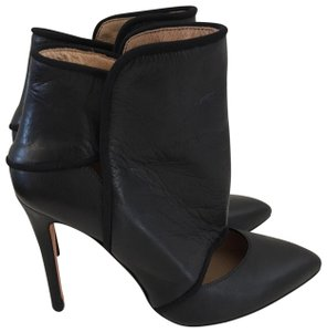 IRO Cut Out black Boots