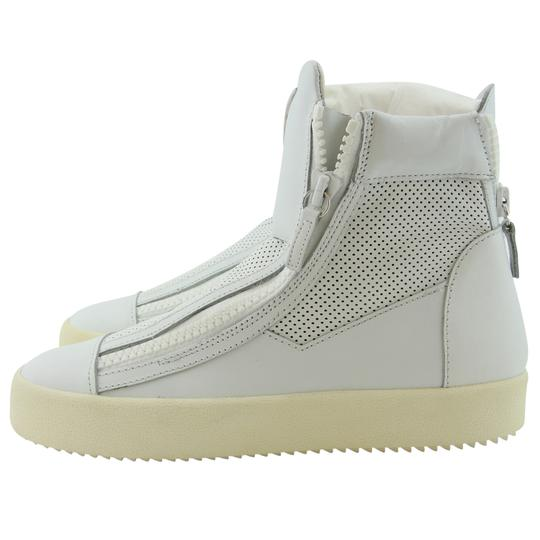 Giuseppe Zanotti Sneakers High-top Sneakers London For Women White Athletic Image 1