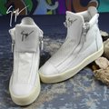 Giuseppe Zanotti Sneakers High-top Sneakers London For Women White Athletic Image 10