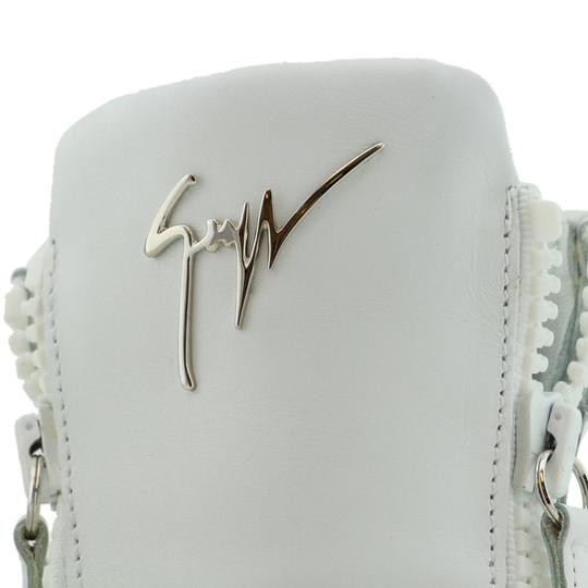 Giuseppe Zanotti Sneakers High-top Sneakers London For Women White Athletic Image 3