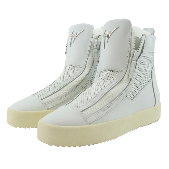 Giuseppe Zanotti Sneakers High-top Sneakers London For Women White Athletic Image 4