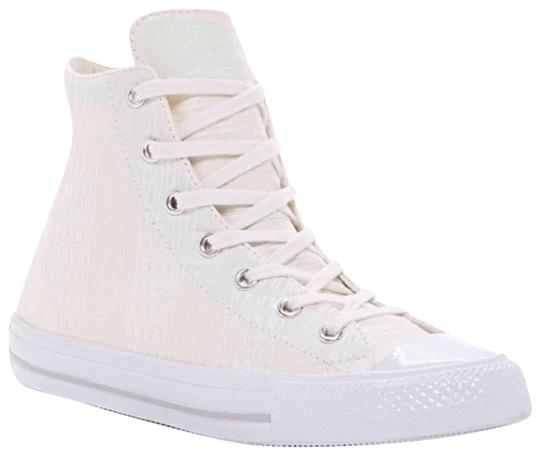 Preload https://img-static.tradesy.com/item/23404587/converse-white-gray-sneakers-stylish-high-tops-flats-size-us-6-regular-m-b-0-2-540-540.jpg
