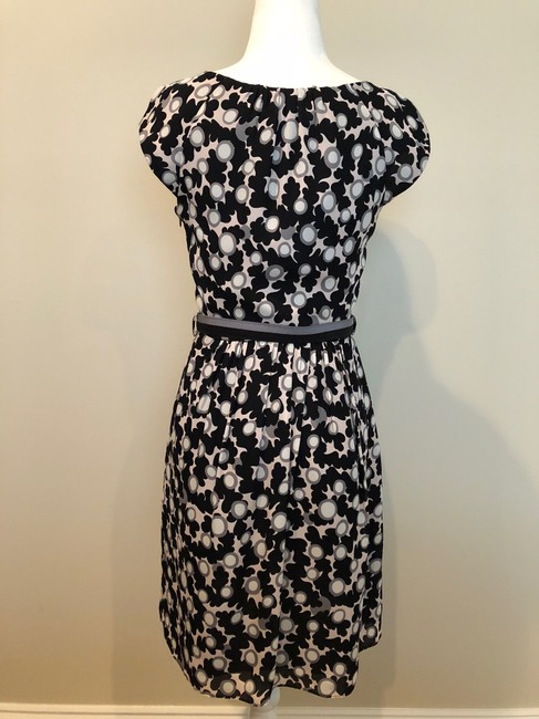 MILLY Print Fitandflare Dress Image 2