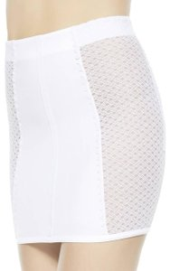 La Perla Mini Skirt White