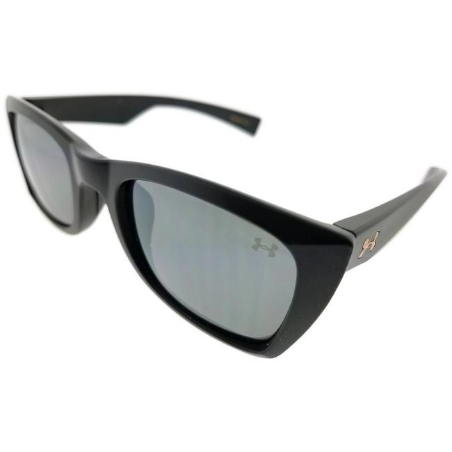 Item - Black Frame/Grey Lens 8600058-010101 Unisex 52mm Sunglasses