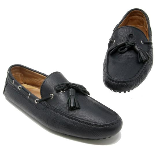 Preload https://img-static.tradesy.com/item/23405258/ralph-lauren-collection-black-signature-men-s-leather-harold-tassel-slip-on-loafer-formal-shoes-size-0-1-540-540.jpg