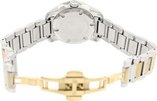 Movado Bold Silver Dial Two Tone Ladies Watch Image 3