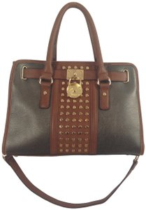 Unbranded Satchel in Grey / Brown