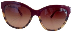 BVLGARI BVLGARI Bordeaux Havana Cat Eye 8158 5730/13