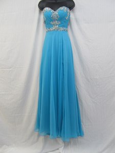 Mac Duggal Couture Prom Pageant Homecoming Dress