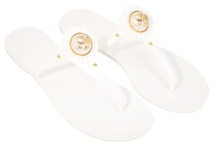 24e223bd251b White Tory Burch Sandals - Up to 90% off at Tradesy