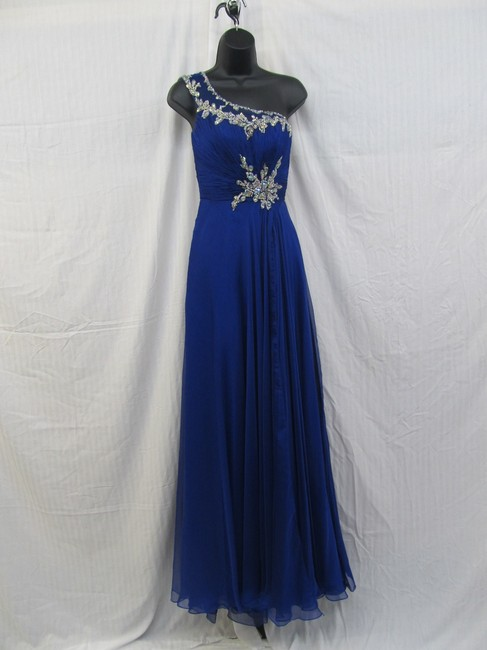 Mac Duggal Prom Pageant Homecoming Dress Image 1