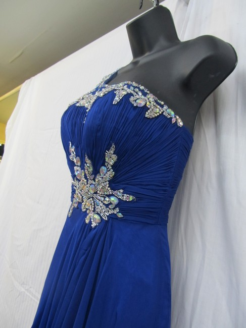 Mac Duggal Prom Pageant Homecoming Dress Image 3