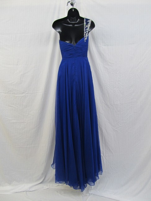 Mac Duggal Prom Pageant Homecoming Dress Image 4