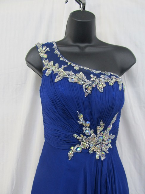 Mac Duggal Prom Pageant Homecoming Dress Image 5