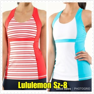 ea558bdc993 Women s Red Lululemon Active Sportswear - Up to 90% off at Tradesy