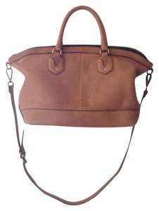 Madewell Crossbody Purse Satchel in Brown
