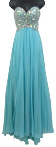 House of Wu Prom Pageant Homecoming Dress
