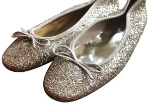 Bellofatto gold Flats
