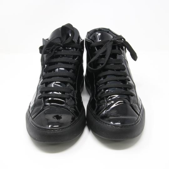 Common Projects Tournament Bball Tobacco Low Top France Black Athletic Image 1
