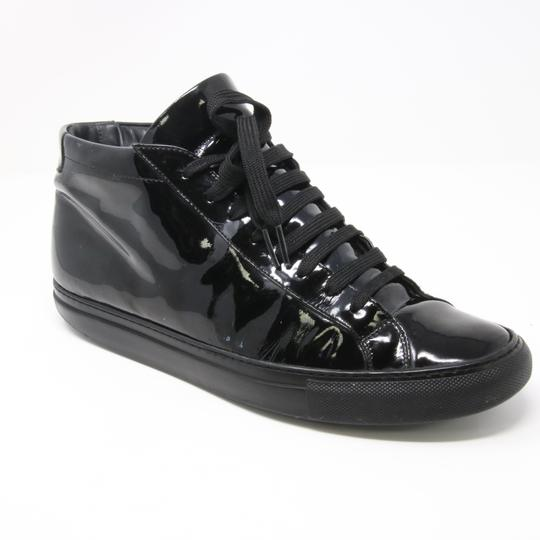 Common Projects Tournament Bball Tobacco Low Top France Black Athletic Image 4
