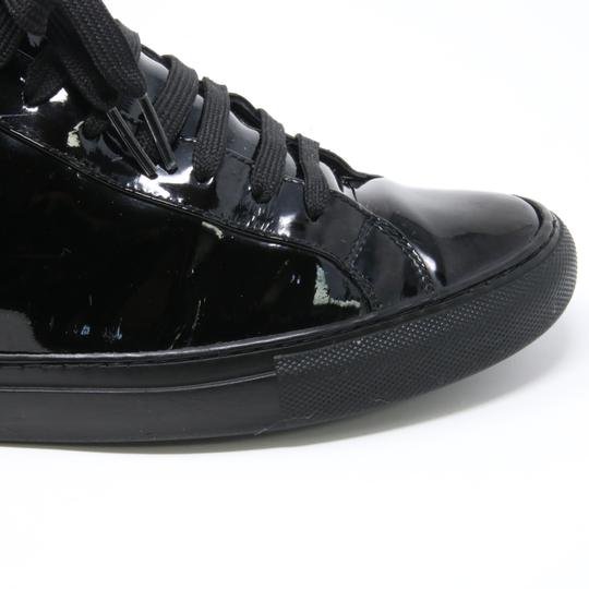 Common Projects Tournament Bball Tobacco Low Top France Black Athletic Image 5