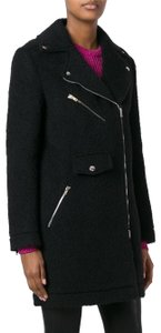 Jeremy Scott Wool Pea Coat