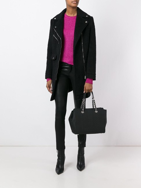 Jeremy Scott Wool Pea Coat Image 2