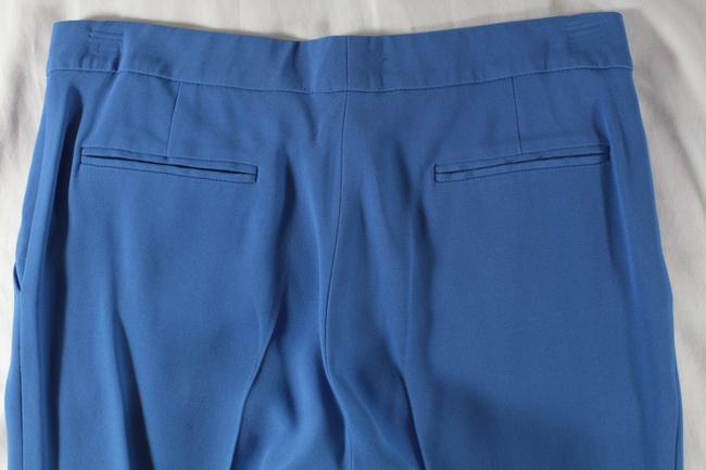 Etro Cropped Trouser Pants Blue Image 7