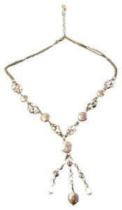 Other Pearl & Gold Adjustable Necklace