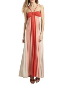 Red (multi) Maxi Dress by Ella Moss Maxi Resort