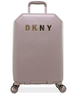 DKNY Luggage Suitcase Carryon Clay Travel Bag