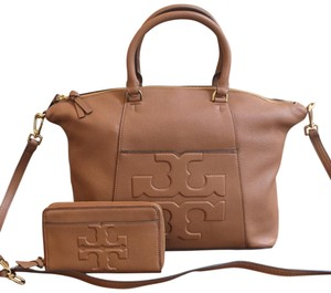 Tory Burch Bombe Set Of 2 Oc Leather To School Shoulder Bag