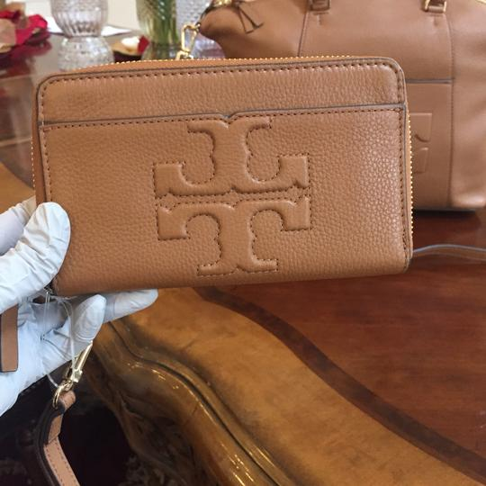 Tory Burch Bombe Set Of 2 Oc Leather To School Shoulder Bag Image 2