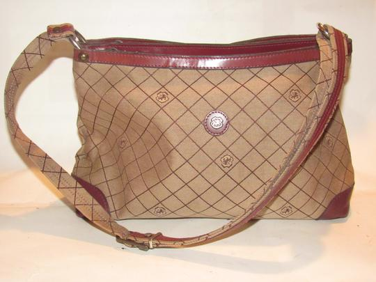 John Romain High-end Bohemian Mint Vintage Classic Equestrian Accents Ox-blood Shoulder Bag Image 4