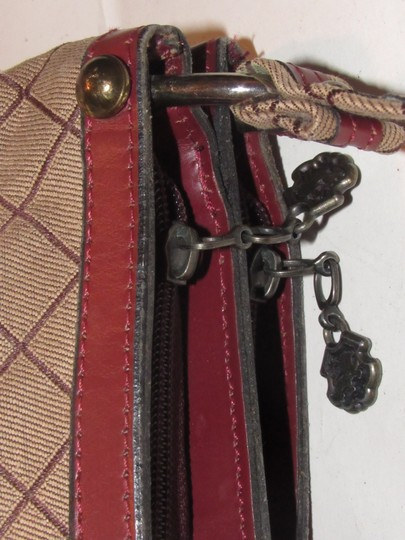 John Romain High-end Bohemian Mint Vintage Classic Equestrian Accents Ox-blood Shoulder Bag Image 7