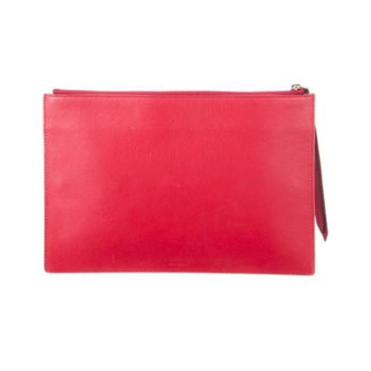 Gucci red Clutch Image 3