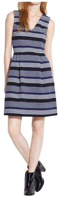 Madewell short dress blue on Tradesy Image 0