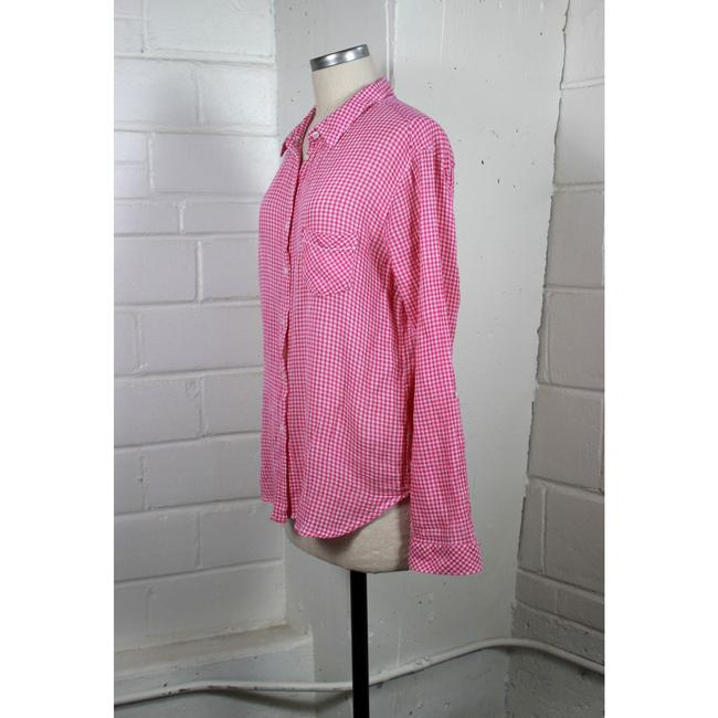 C&C California Button Down Shirt pink Image 1