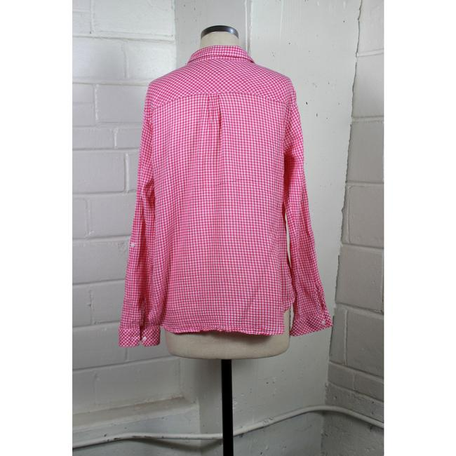 C&C California Button Down Shirt pink Image 2