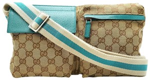 Gucci Bum Waist Belt Fanny Pack Cross Body Bag