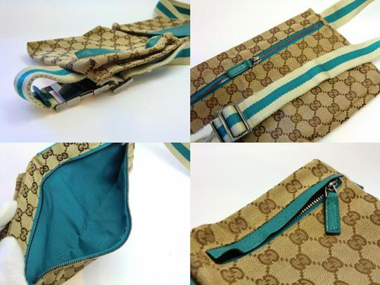 Gucci Bum Waist Belt Fanny Pack Cross Body Bag Image 4